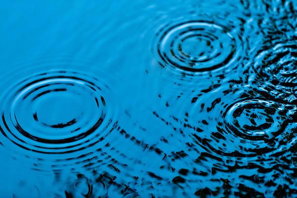 Ponds Photograph - Let It Rain by Debi Bishop