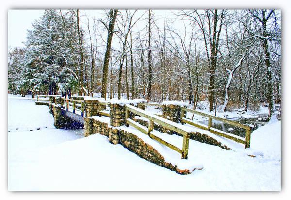 Photograph - Let It Snow Let It Snow by Kay Novy