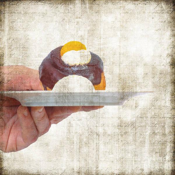 Delicious Digital Art - Let Them Eat Cake by Patricia Hofmeester