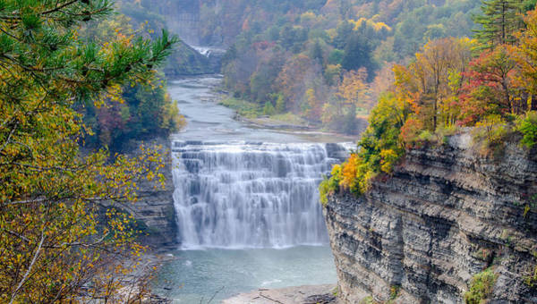 Photograph - Letchworth  7d07735 by Guy Whiteley