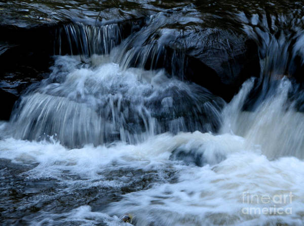 Photograph - Letchworth State Park Genesee River Cascades by Rose Santuci-Sofranko