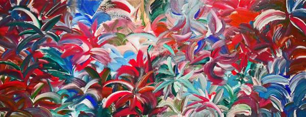 Painting - Let'z Dance by Cyryn Fyrcyd