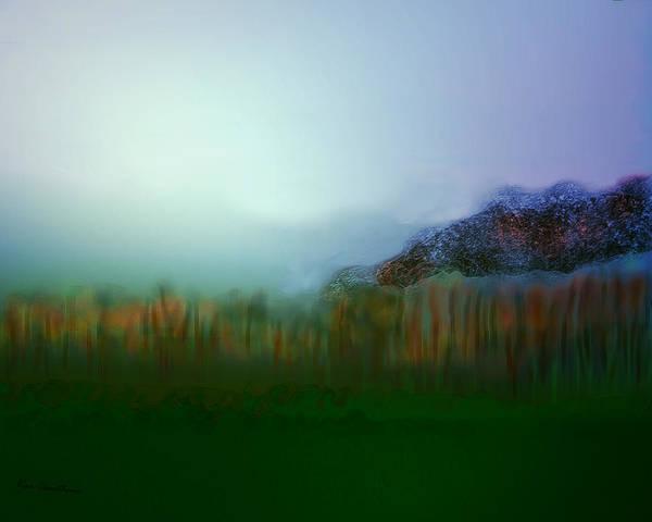 Digital Art - Levels Of Environment by Kae Cheatham