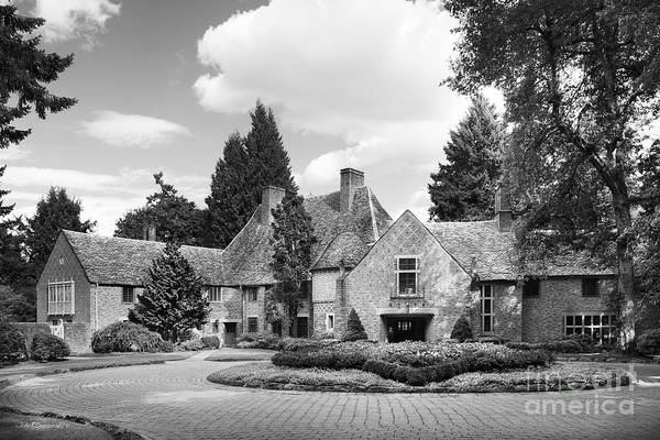 Photograph - Lewis And Clark Frank Manor by University Icons