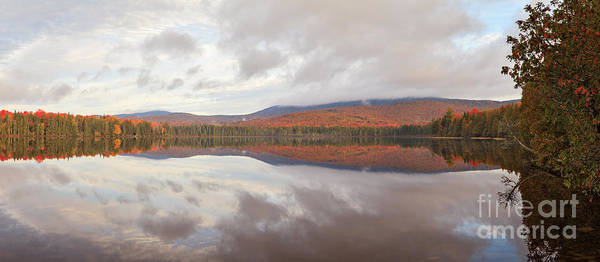 Photograph - Lewis Pond Panorama by Charles Kozierok