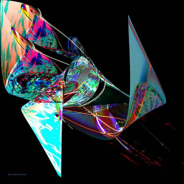 Associated Digital Art - Liaison by Gerlinde Keating - Galleria GK Keating Associates Inc