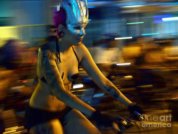 Photograph - Award Winning Artistic Photograph - Liberta - Awarded At X Rome Biennial by Carlos Alkmin