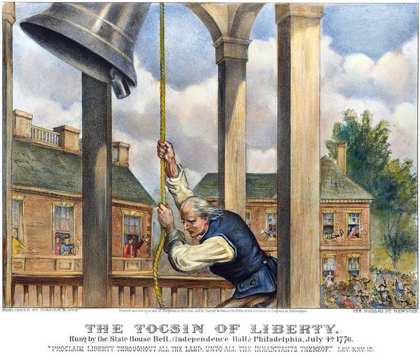 Photograph - Liberty Bell, 1776 by Granger