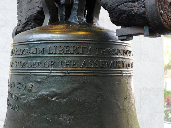 Photograph - Liberty Bell by Richard Reeve