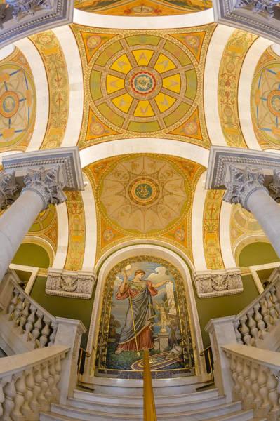 Photograph - Library Of Congress by Susan Candelario