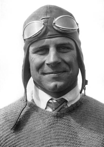 Dayton Photograph - Lieut. James H. Doolittle by Underwood Archives