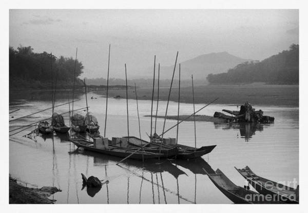 Wall Art - Photograph - life at Mae Khong river by Setsiri Silapasuwanchai