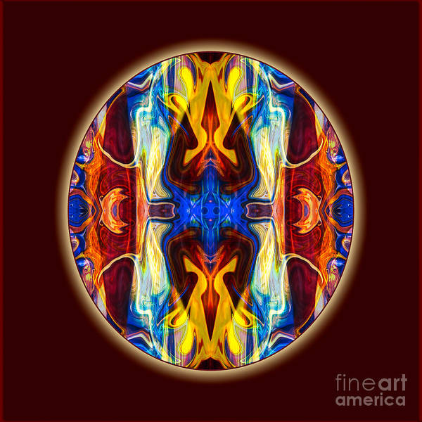 Digital Art - Life Begins Today Abstract Living Art By Omaste Witkowski by Omaste Witkowski
