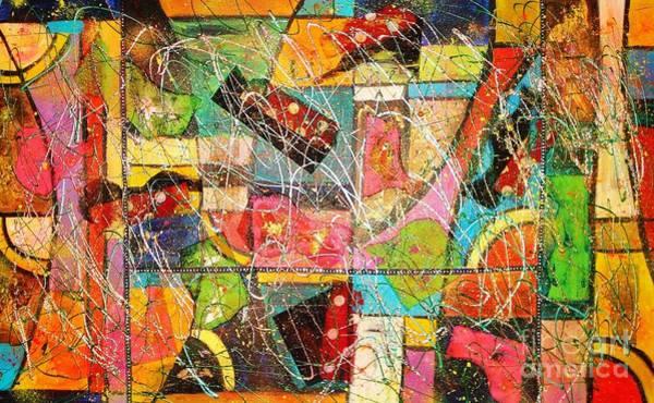 Painting - Life Is Beautiful by Yael VanGruber