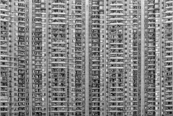 Wall Art - Photograph - Life Of Big City by Ben Tam