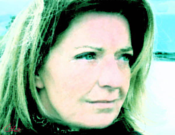 Photograph - Life Reflection  by Colette V Hera  Guggenheim