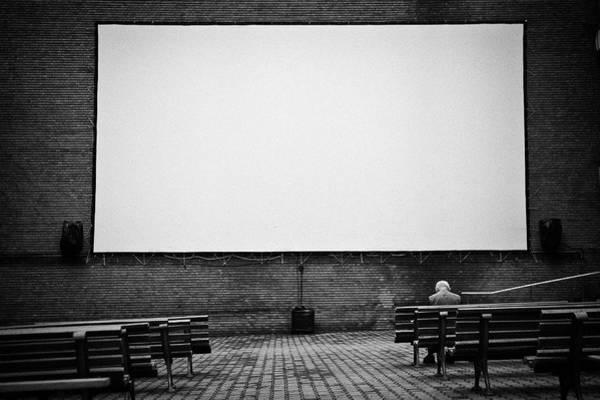Empty Wall Art - Photograph - Life Show by Sorin Vidis