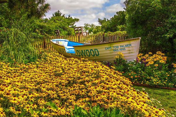 Photograph - Lifeboat by Richard Goldman