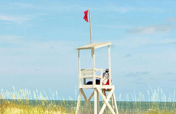 Photograph - Lifeguard Duty by Cynthia Guinn