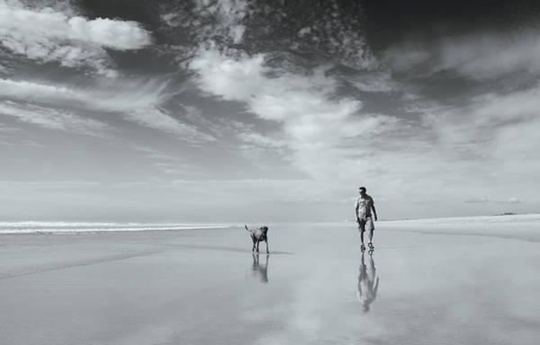 Hiking Wall Art - Photograph - Life's A Beach by Karen Van Eyken