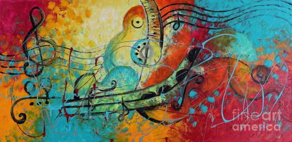 Painting - Lift Ur Spirit by Preethi Mathialagan
