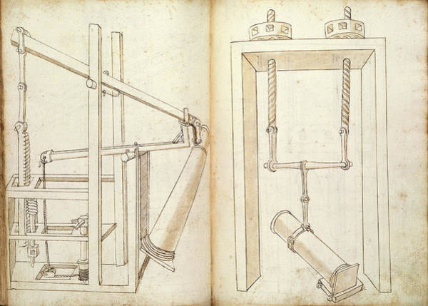 Lifting Photograph - Lifting Mechanisms by The Getty/science Photo Library