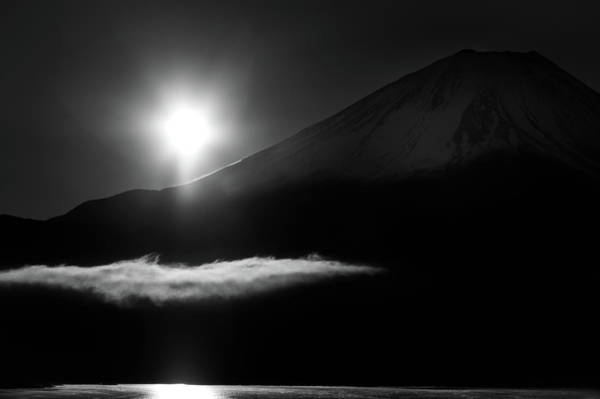 Dark Shadows Photograph - Light And Darkness by Akihiro Shibata