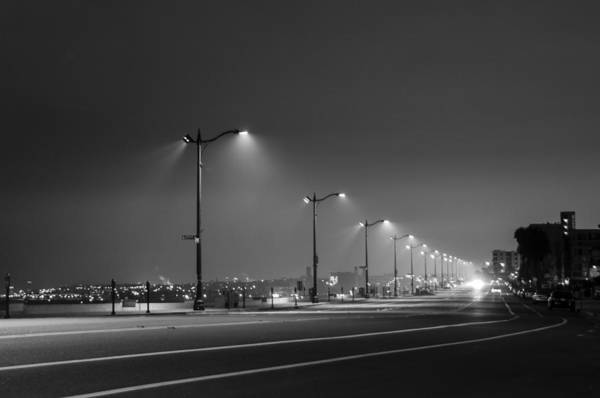 Photograph - Light And Lines by Kevin Bergen