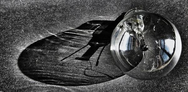Photograph - Light Bulb by Marianna Mills