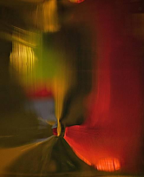 Phantasy Digital Art - Light Channels 3 by Susanne Meyer