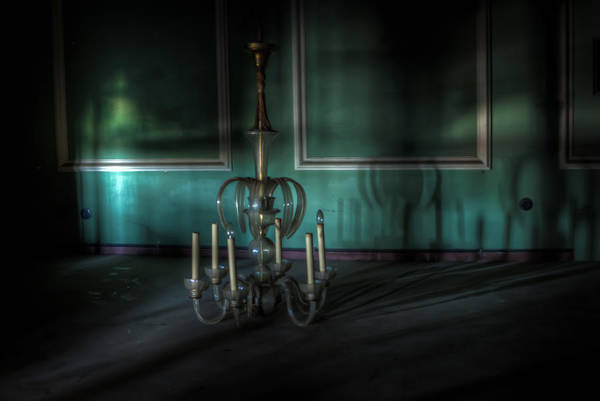 Victorian House Digital Art - Light Down by Nathan Wright