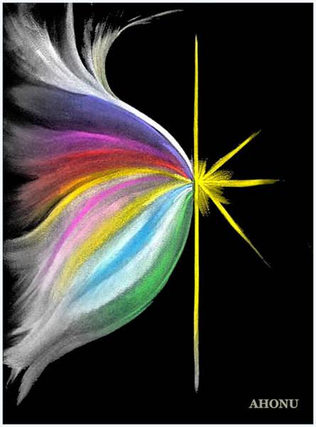Light Emerging Art Print