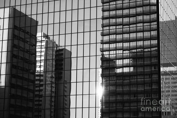 Wall Art - Photograph - Light Fading In Downtown Tokyo by Dean Harte