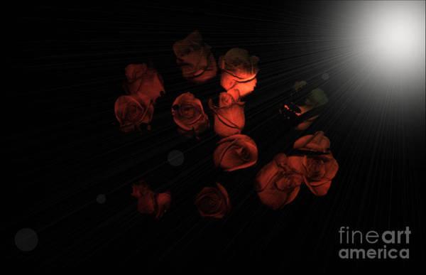 Photograph - Light In The Dark by Oksana Semenchenko