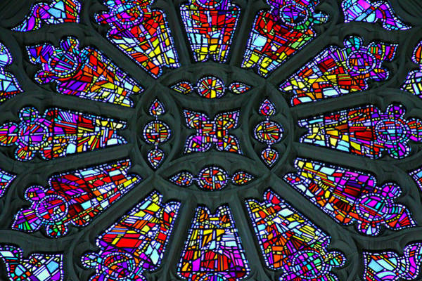 Chapel Photograph - Light Of Wisdom by Stephen Stookey