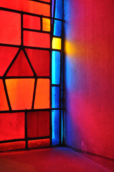 Photograph - Light Peeking In The Corner by Bruce Gourley