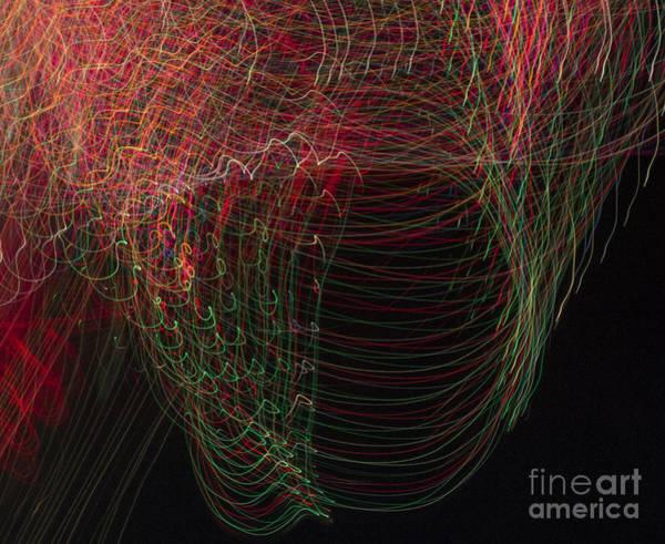 Photograph - Light Portal 2 by Gerald Grow