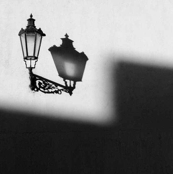 Photograph - Light Shadow by Dave Bowman