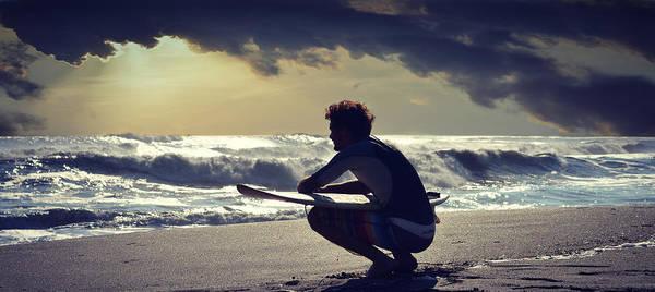 Juno Beach Photograph - Light Show by Laura Fasulo