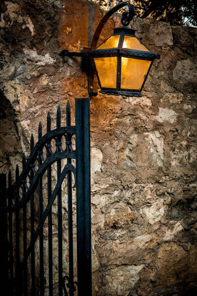 Photograph - Light The Gate by Melinda Ledsome