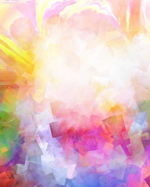 Digital Art - Lightforces Artwork by Lutz Baar