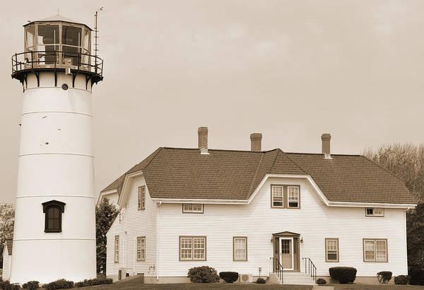 Digital Art - Lighthouse by Kirt Tisdale