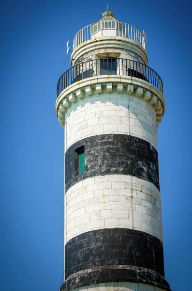 Wall Art - Photograph - Lighthouse, Murano, Veneto, Italy by Russ Bishop