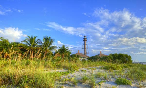 Photograph - Lighthouse On Sanibel by Sean Allen