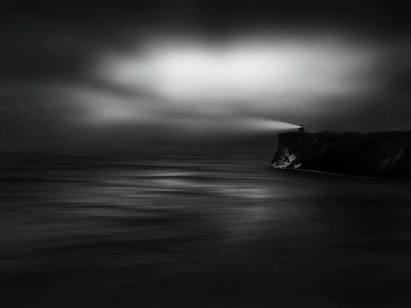 Wall Art - Photograph - Lighthouse Rock by Christoph Hessel