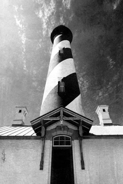 Photograph - Lighthouse San Agustin by Renee Sullivan