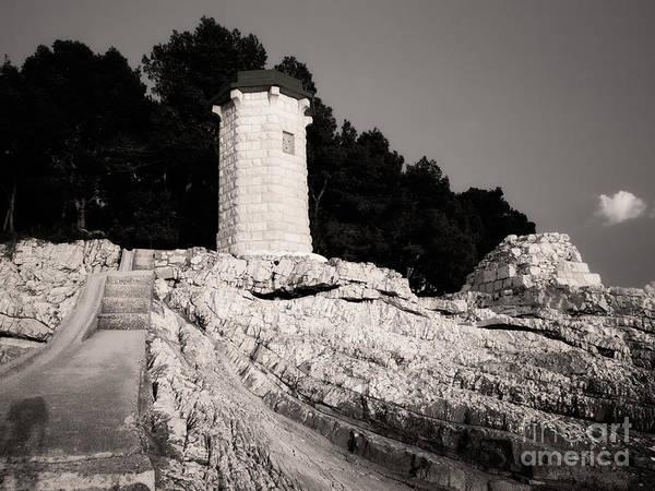 Losinj Photograph - Lighthouse by Sinisa Botas