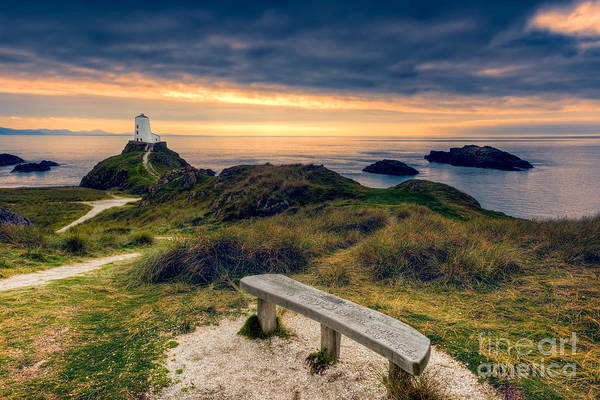 Photograph - Lighthouse View by Adrian Evans