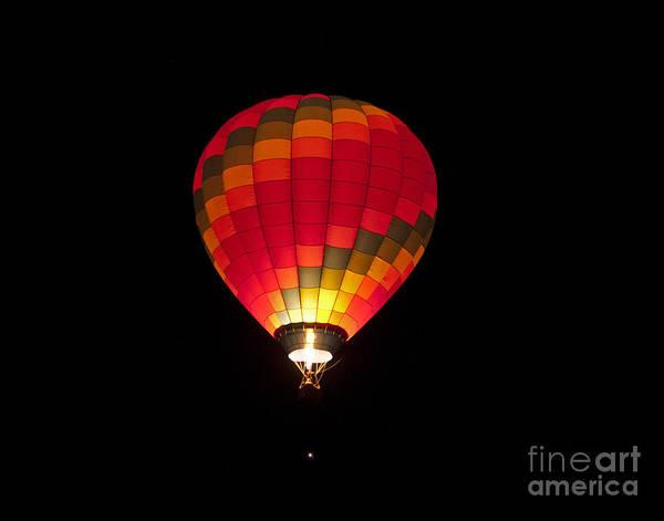 Photograph - Lighting The Sky by Lula Adams