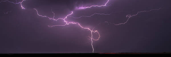 Photograph - Lightning by Rob Graham